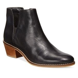 Cole Haan Leather Abbot Bootie
